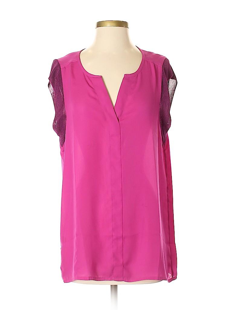 CAbi Women Sleeveless Blouse Size S