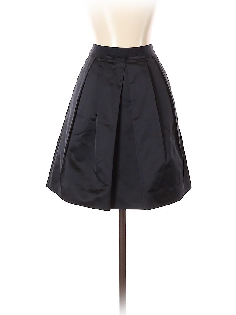 J. Crew Women Silk Skirt Size 4