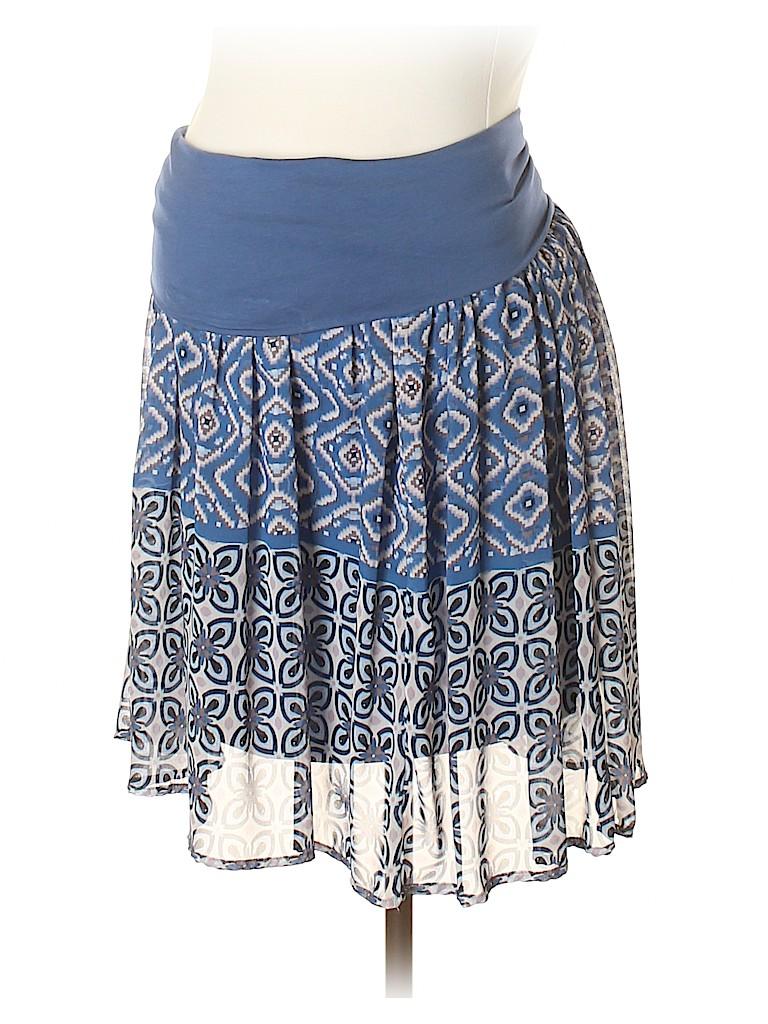 OCTAVIA Maternity Women Casual Skirt Size L (Maternity)