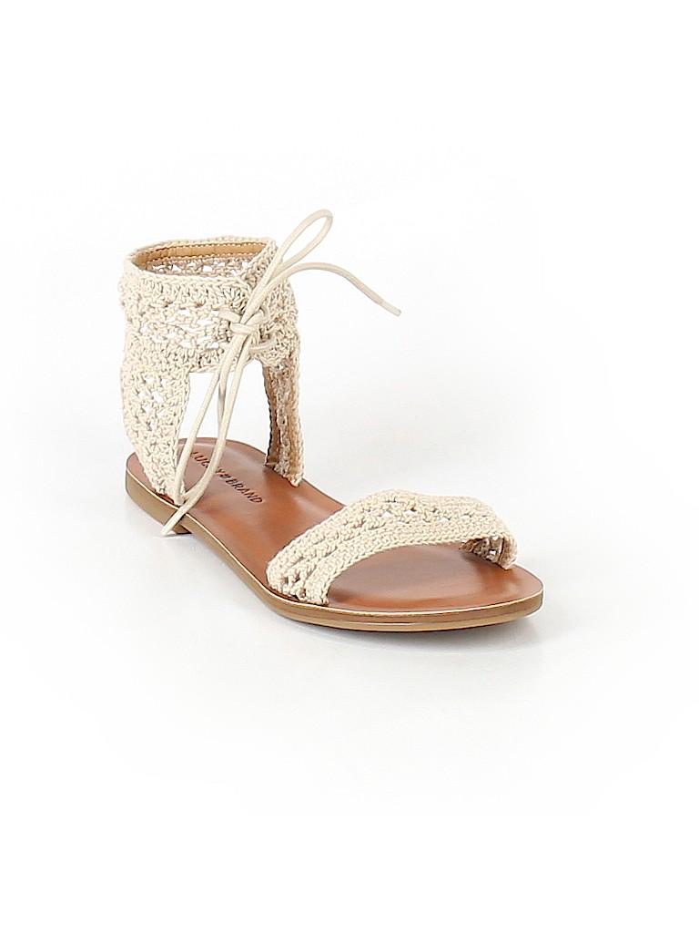 cc86b97b657 Lands  End Tan Sandals Size 7 1 2 - 40% off