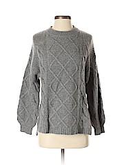 Sea Bleu Cashmere Pullover Sweater