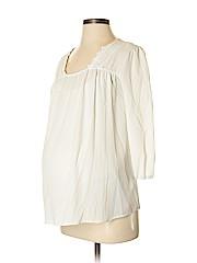 OCTAVIA Maternity 3/4 Sleeve Blouse