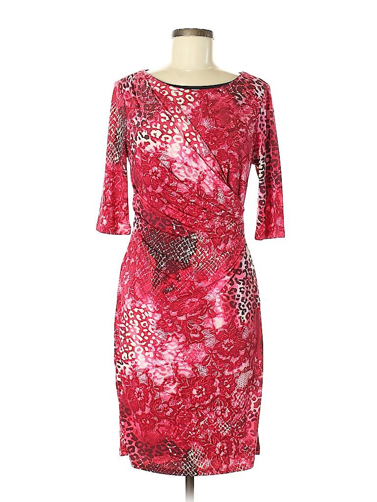 Carmen Marc Valvo Women Casual Dress Size 8