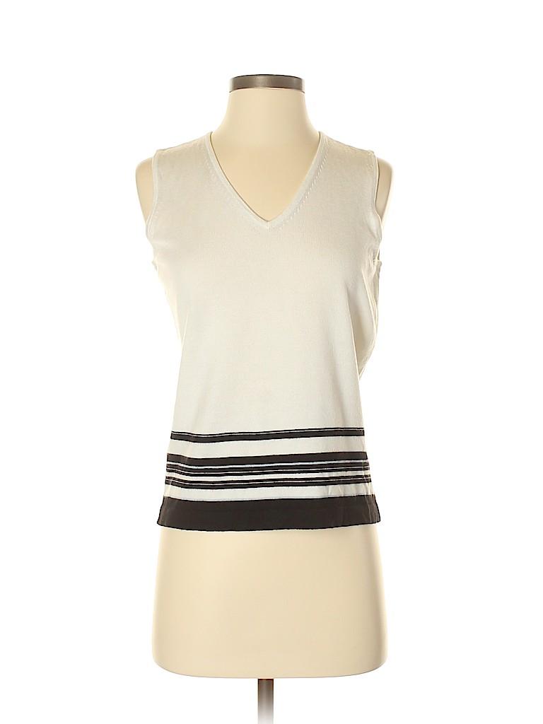 Evan Picone Women Sleeveless Top Size S