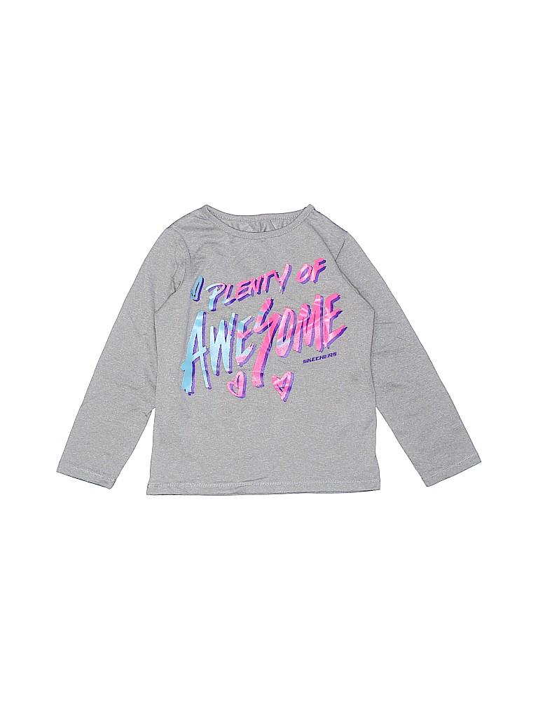 Skechers Girls Active T-Shirt Size 3T