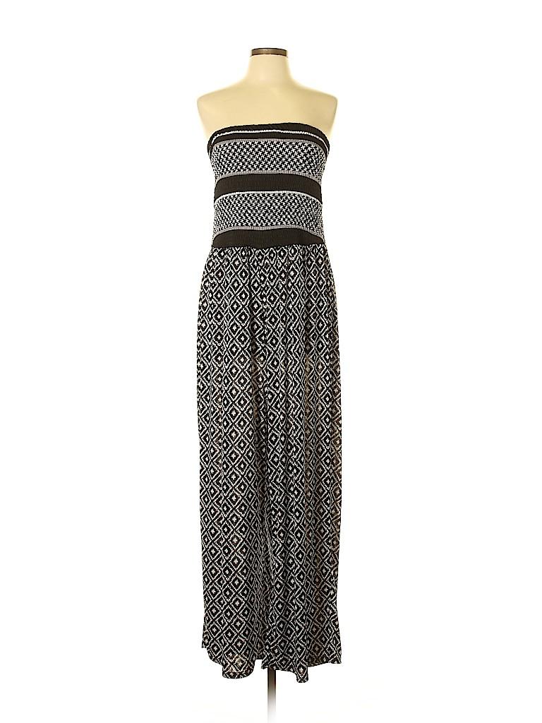 ef1f8ea2857 Mlle Gabrielle Print Black Jumpsuit Size 3X (Plus) - 66% off