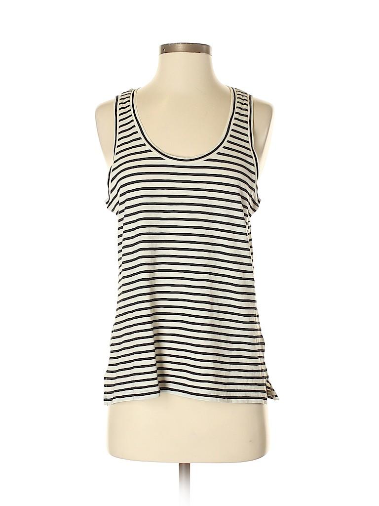 Madewell Women Sleeveless T-Shirt Size S