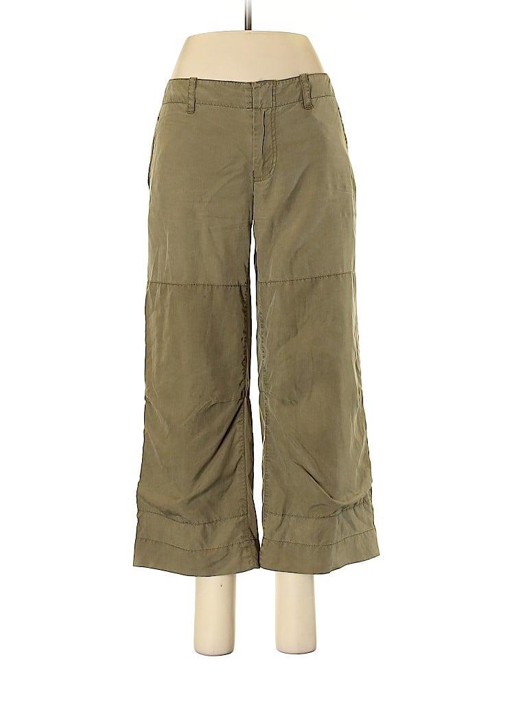 Banana Republic Women Silk Pants Size 8
