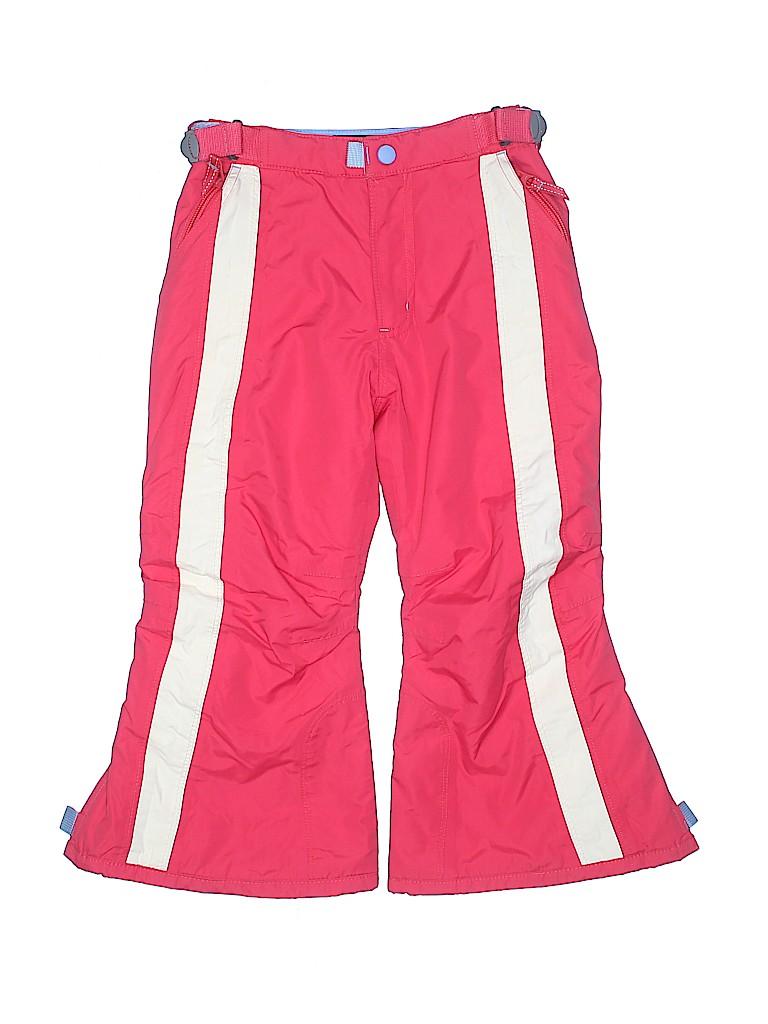 Lands' End Girls Snow Pants Size 4
