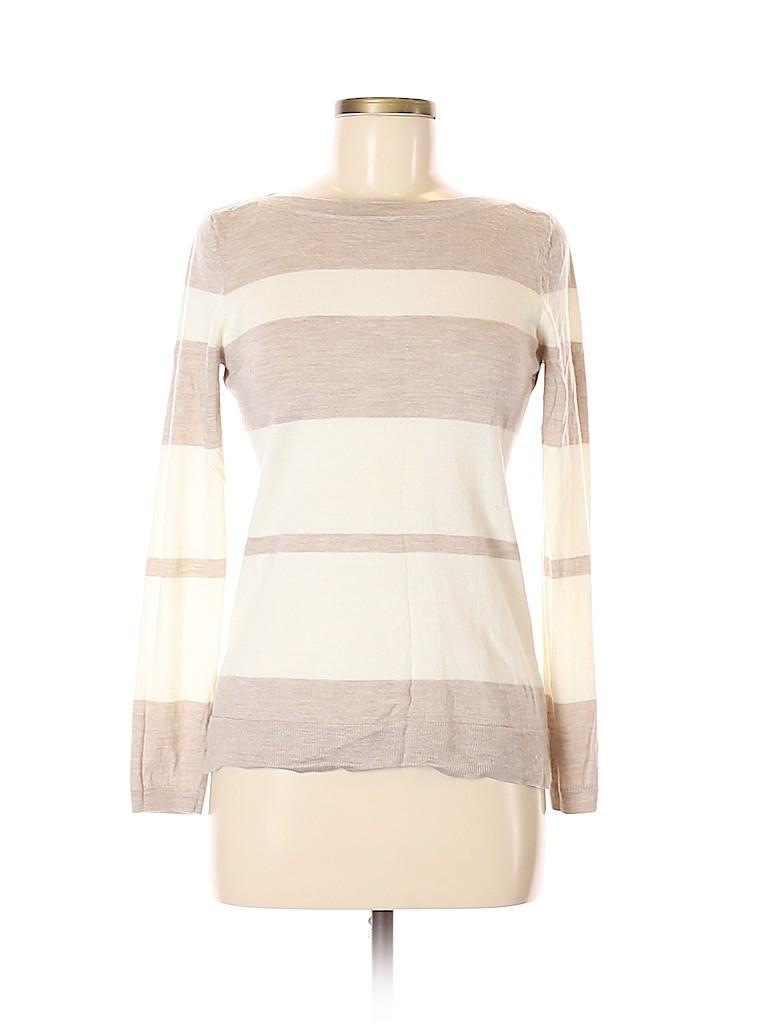 Talbots Women Wool Pullover Sweater Size 6