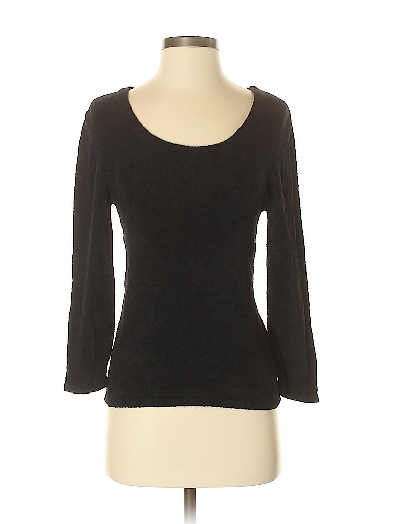 B. Moss Women Pullover Sweater Size S