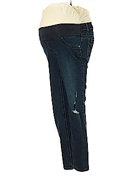 0e0281ddb7bb Indigo Blue Jeans Size XS (Maternity)