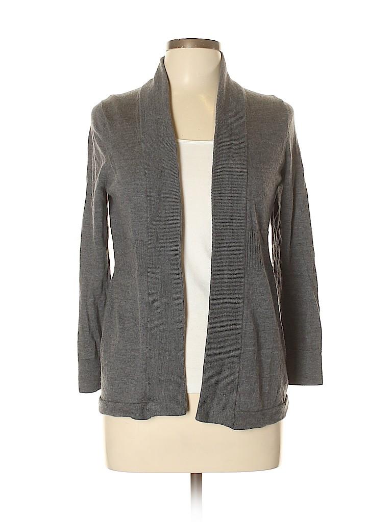 Talbots Women Wool Cardigan Size L