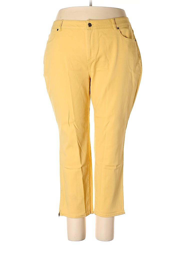 Talbots Women Jeans Size 20 (Plus)