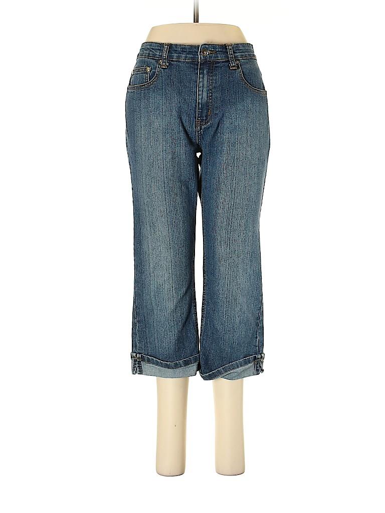 Baccini Women Jeans Size 10