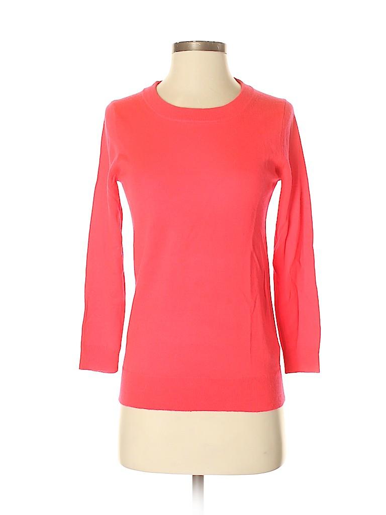 J. Crew Women Wool Pullover Sweater Size XS