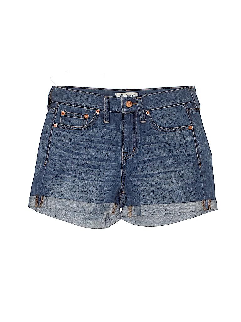 Madewell Women Denim Shorts 24 Waist