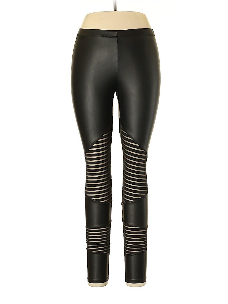 ee2fb7a4d93 Torrid Lace Black Leggings Size XL (Plus) - 60% off