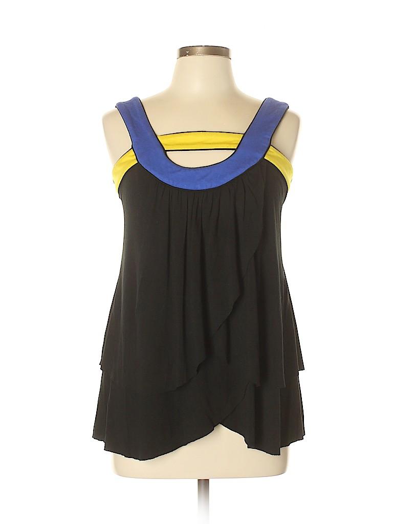 Akiko Women Sleeveless Top Size M