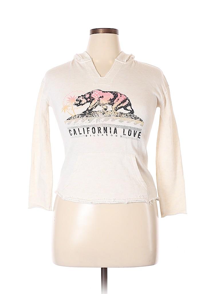 Billabong Women Pullover Hoodie Size L