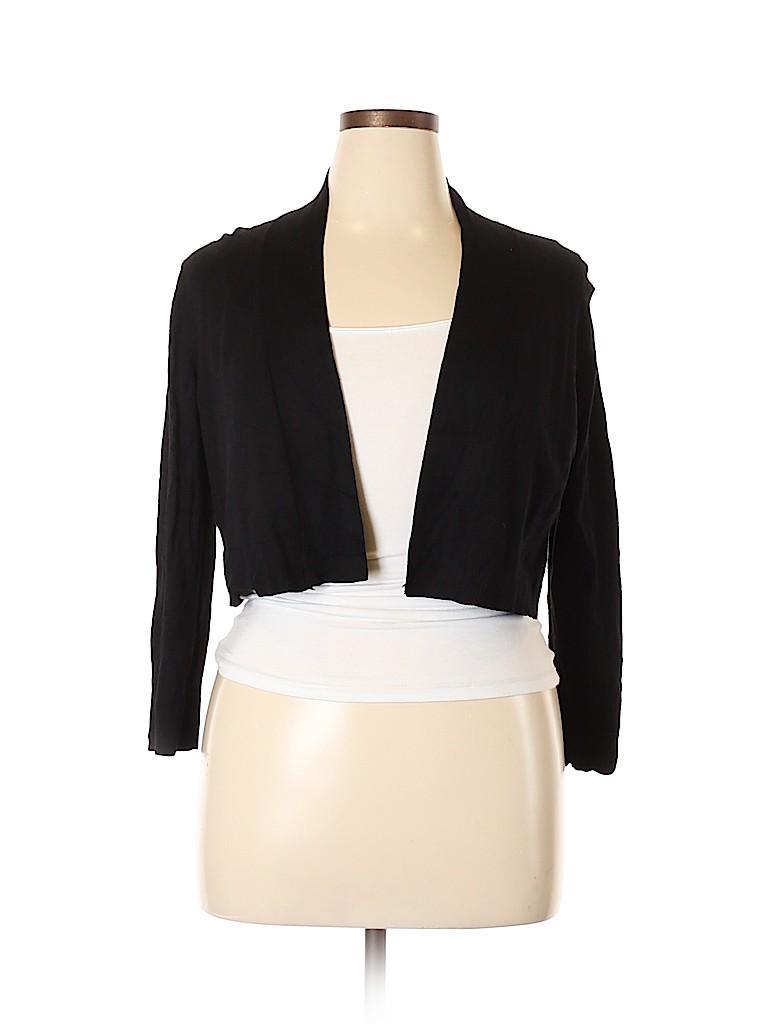 Calvin Klein Women Cardigan Size XL