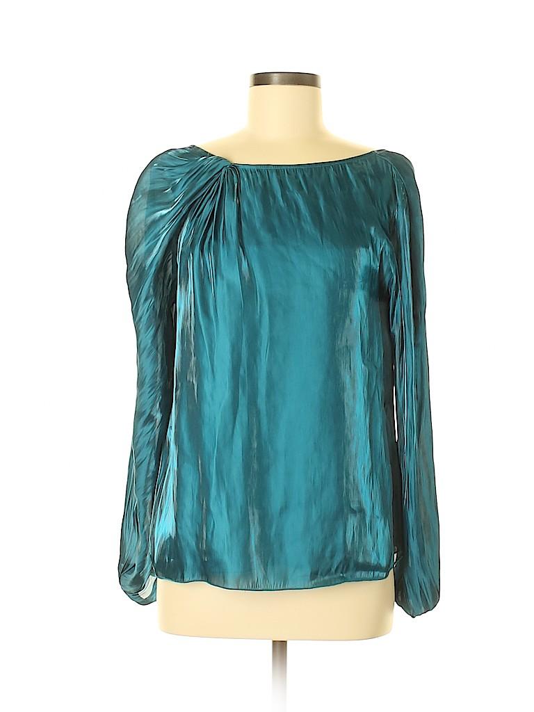 Rachel Roy Women Long Sleeve Blouse Size M