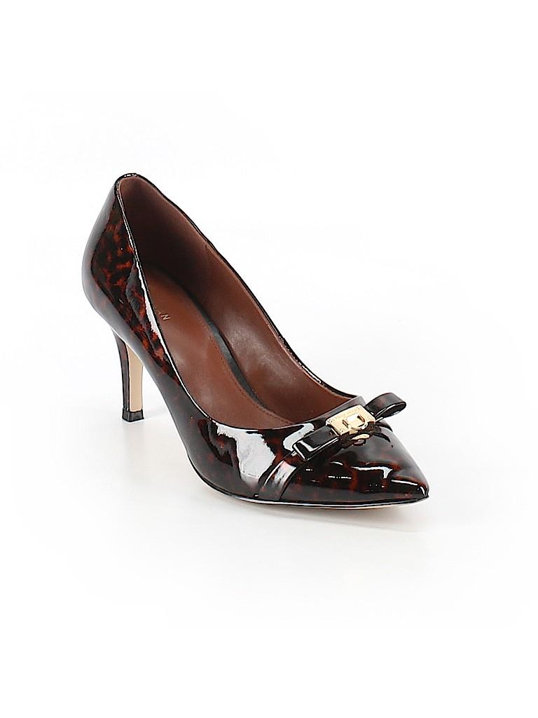 5af962b10279 Cole Haan Animal Print Brown Heels Size 8 - 76% off | thredUP