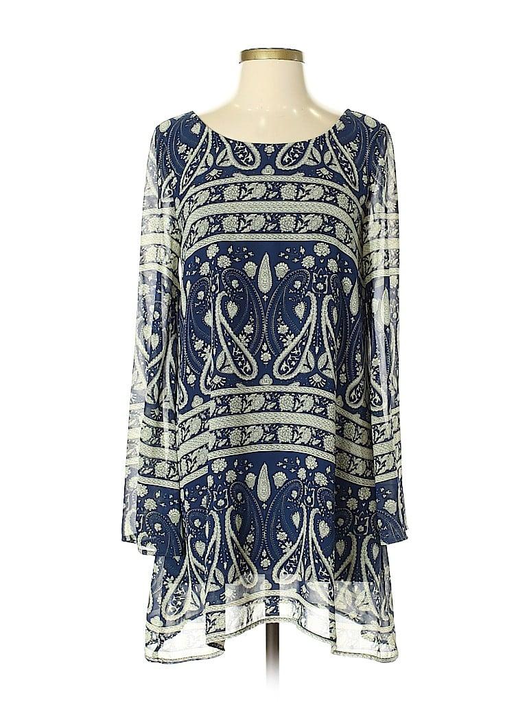 Blu Pepper Women Casual Dress Size S