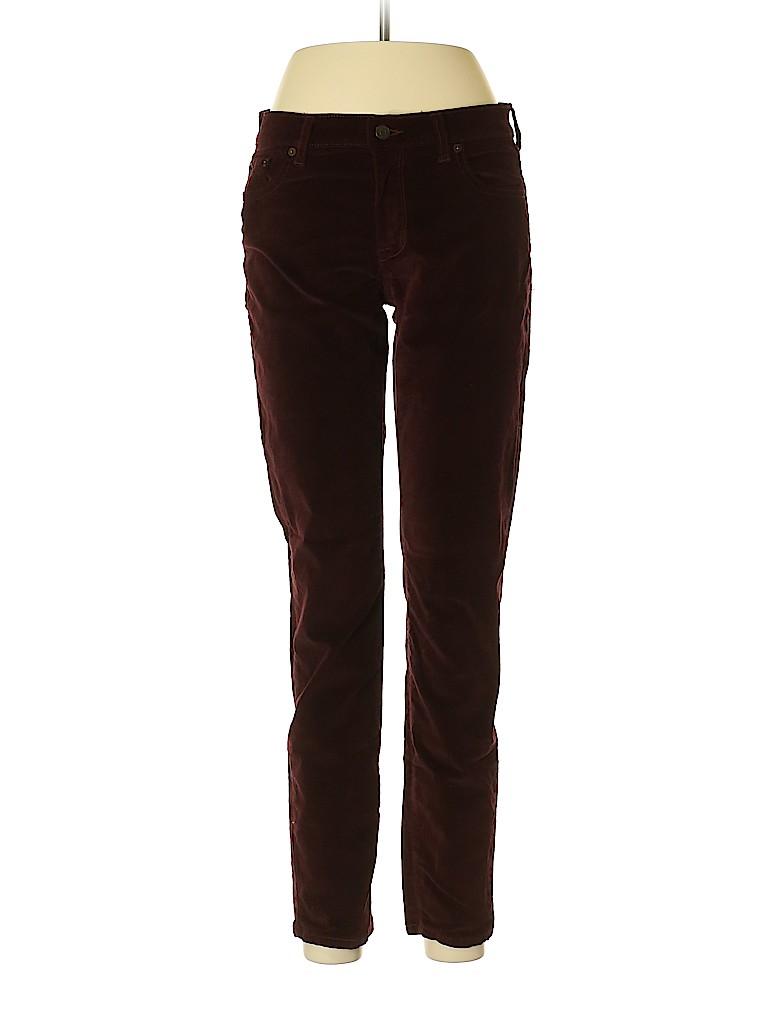 Banana Republic Factory Store Women Velour Pants Size 4