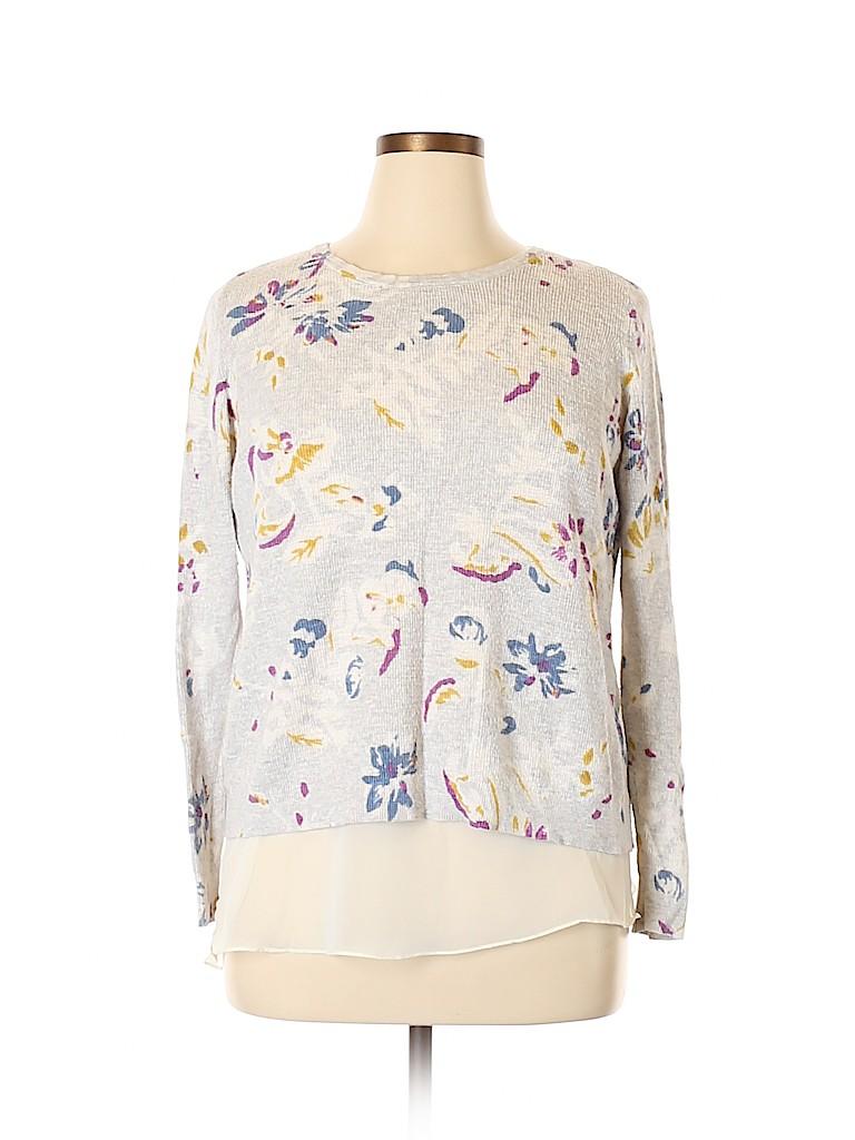 Lucky Brand Women Pullover Sweater Size XL