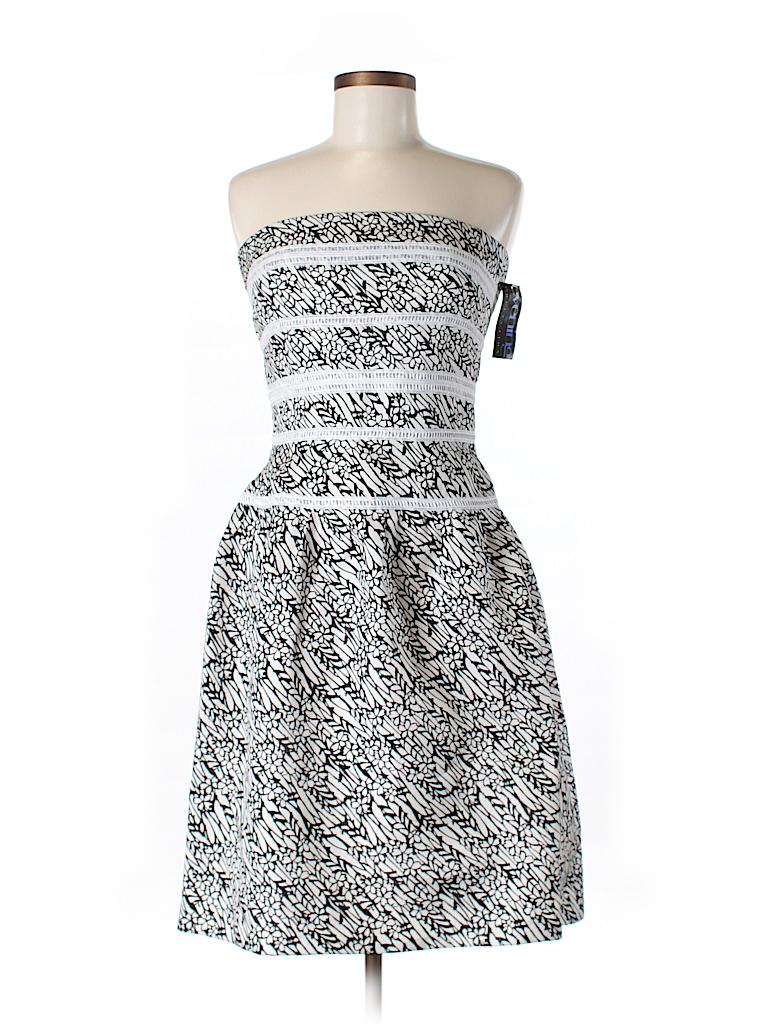 Kay Unger Women Silk Dress Size 8