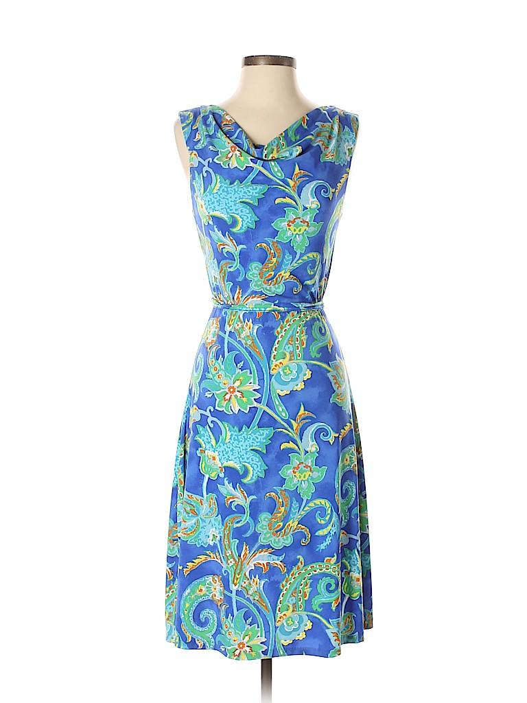 Lauren by Ralph Lauren Women Casual Dress Size XS