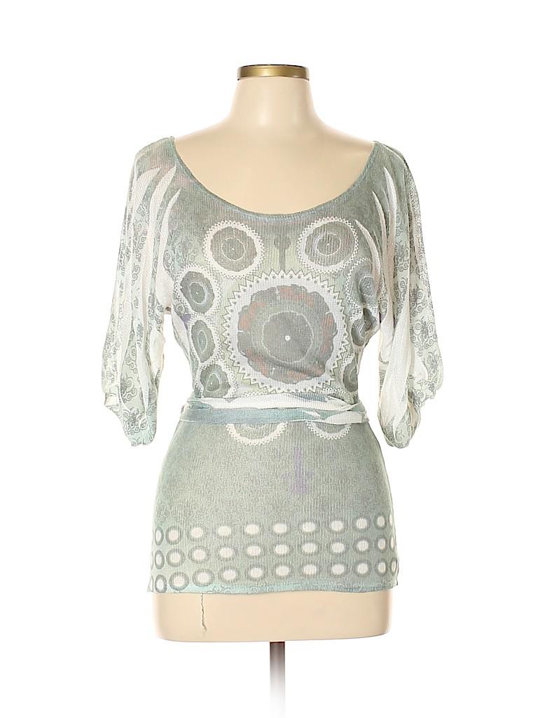 KLD Signature Women Pullover Sweater Size L