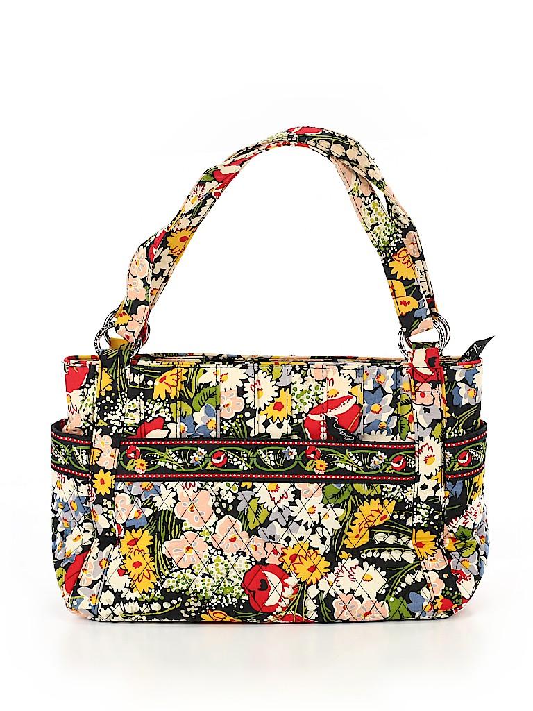 Vera Bradley Floral Black Shoulder Bag One Size - 63% off  8cbfbb505feb3