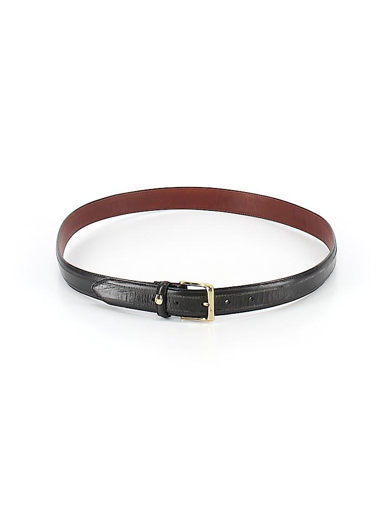 Etienne Aigner Women Leather Belt Size M