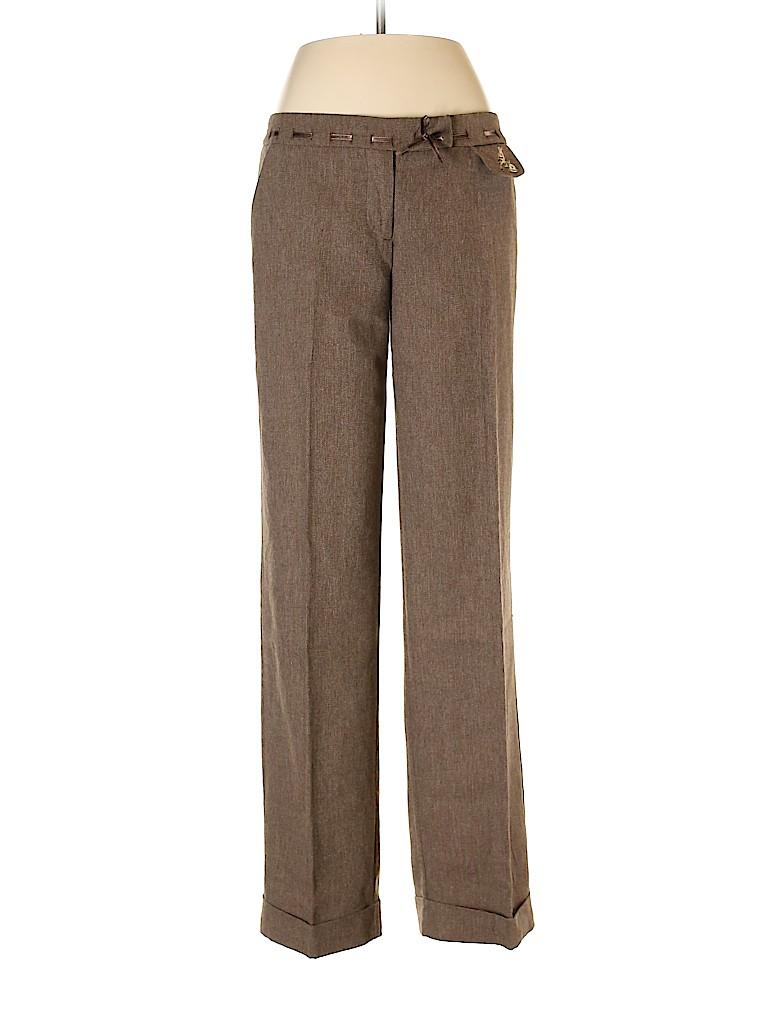 Elevenses Women Wool Pants Size 6