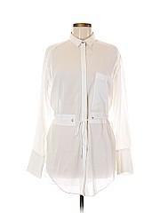 HELMUT Helmut Lang Long Sleeve Button-down Shirt