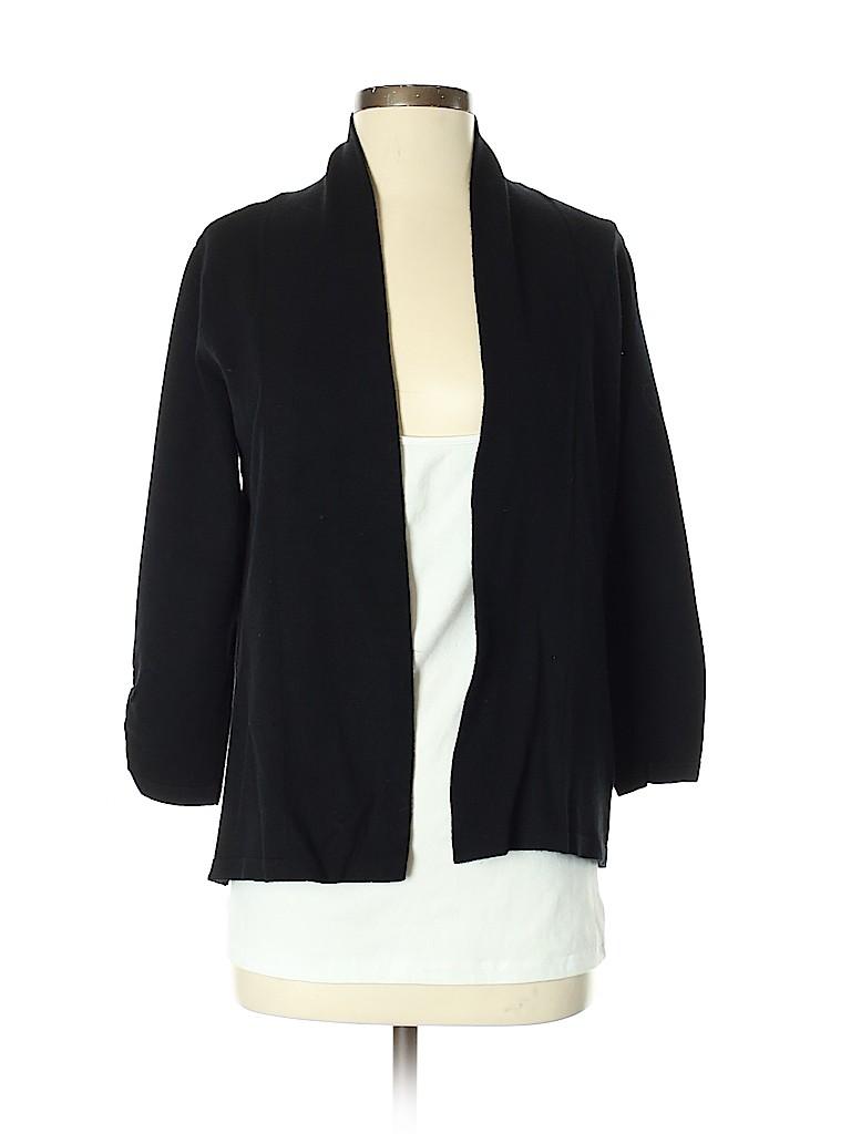 Susan Graver Women Cardigan Size XS