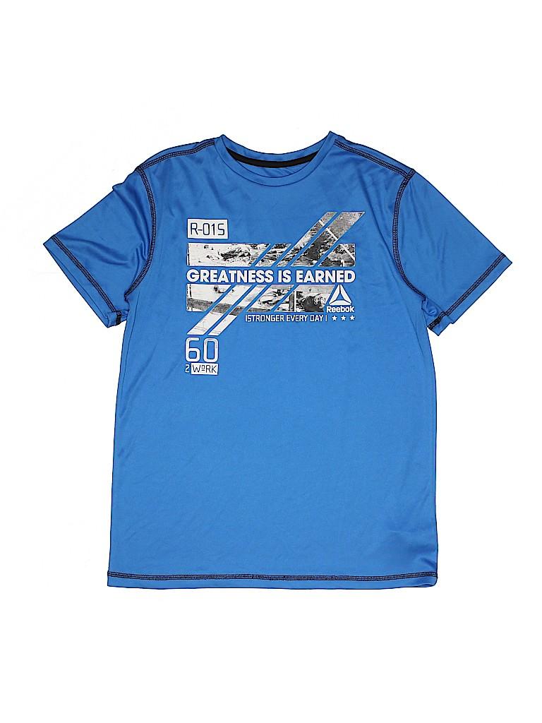Reebok Boys Active T-Shirt Size L (Infants)