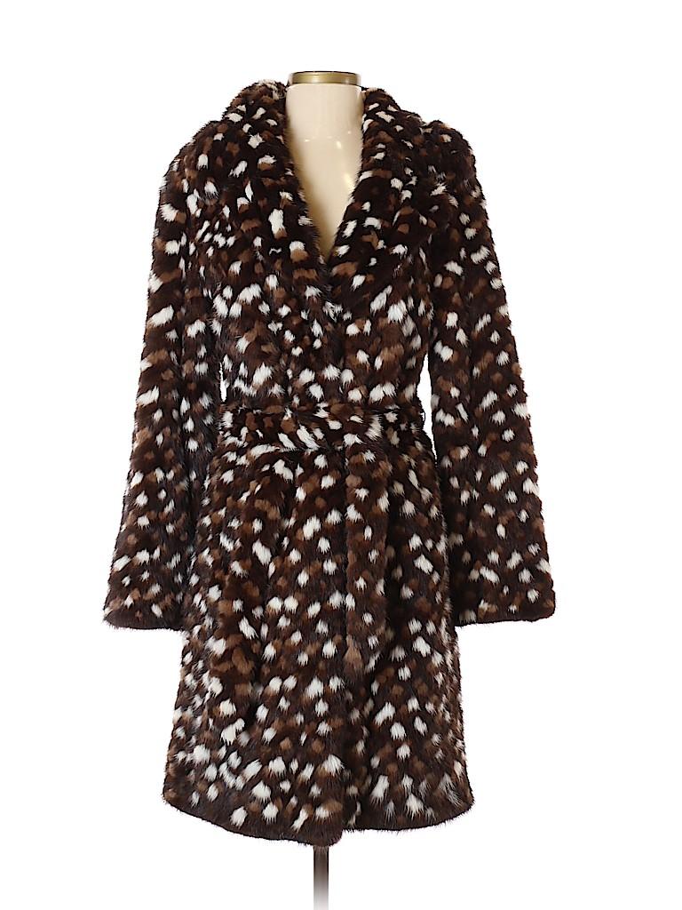 Neiman Marcus Women Leather Jacket One Size