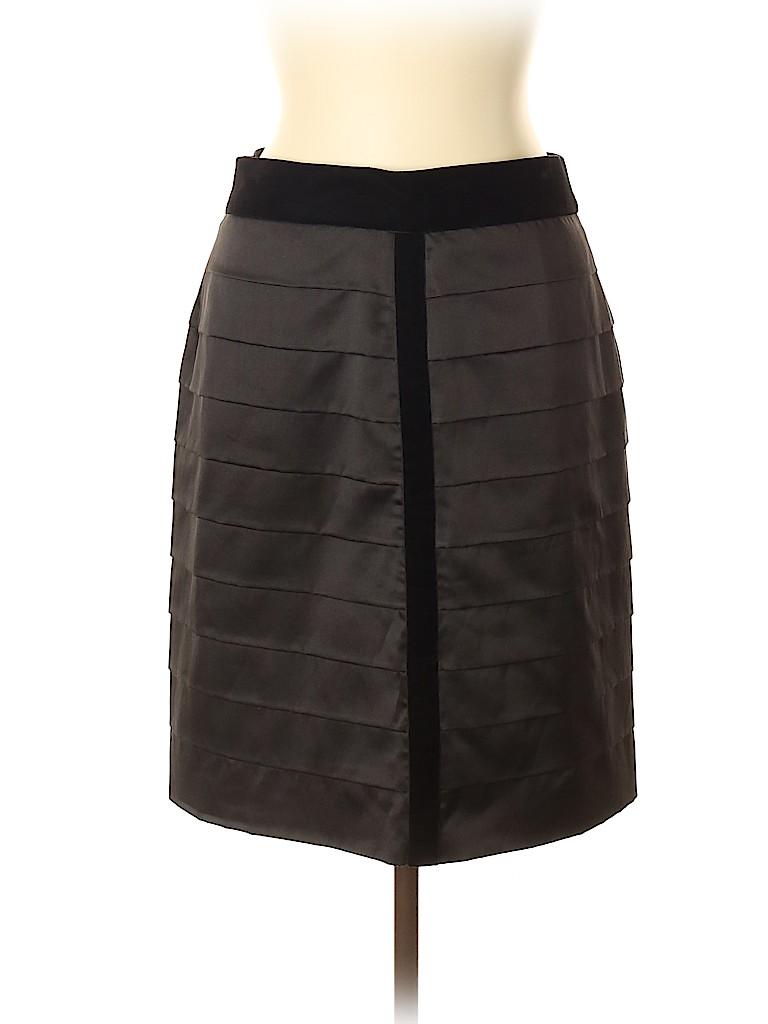 Robert Rodriguez Women Silk Skirt Size 12