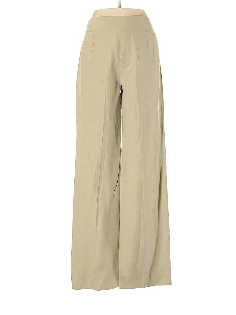 Armani Collezioni Women Linen Pants Size 8