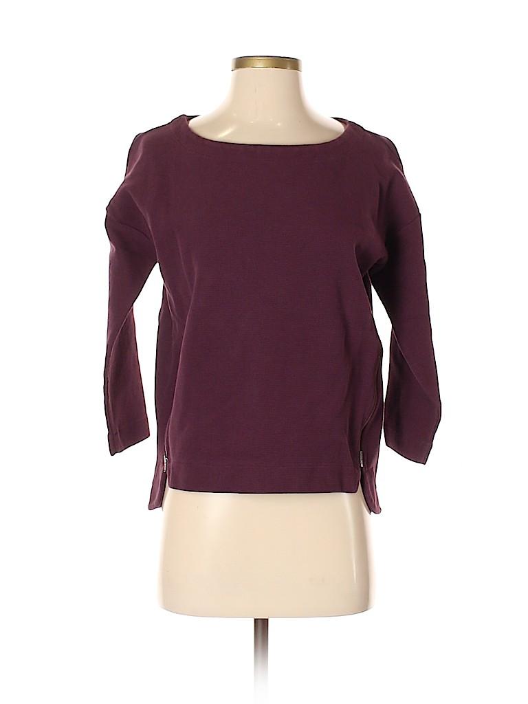 Madewell Women Sweatshirt Size S