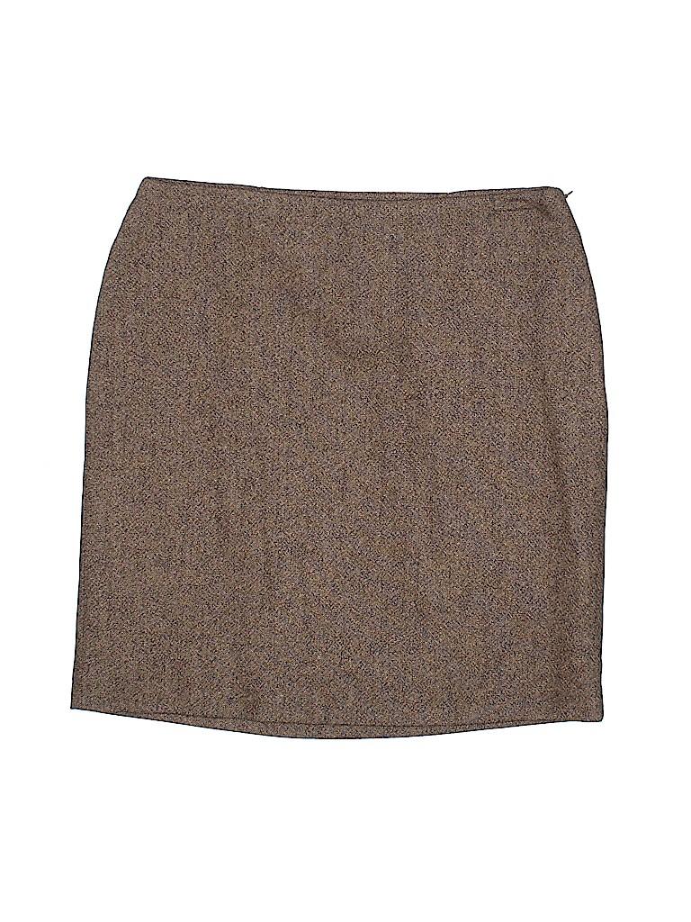 Gap Women Wool Skirt Size 1