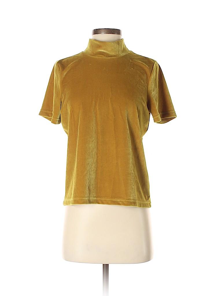 Madewell Women Short Sleeve Top Size S