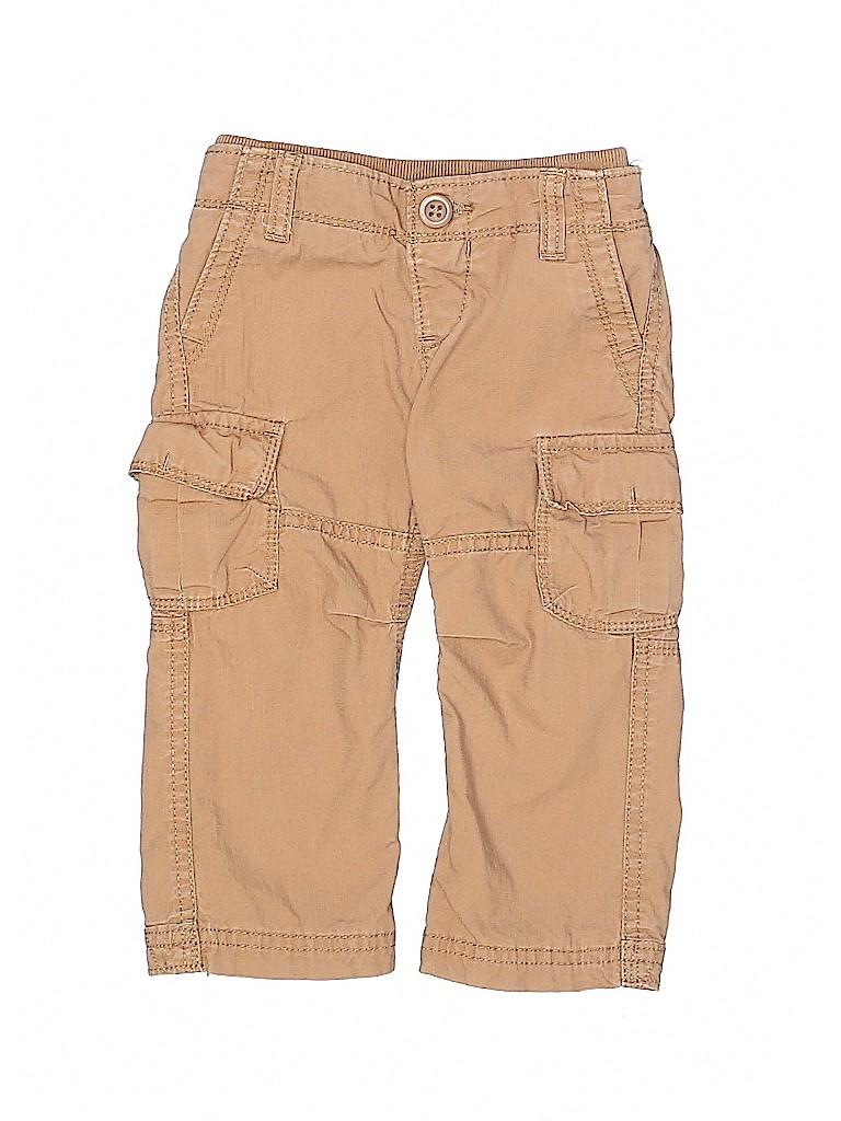 Baby Gap Boys Cargo Pants Size 12-18 mo