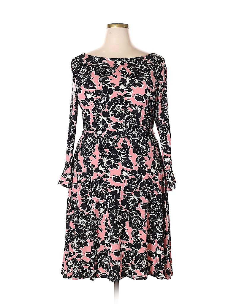 Leota Women Casual Dress Size 20 (2) (Plus)