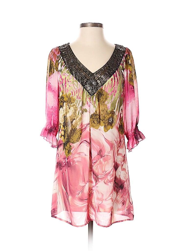 Mushka by Sienna Rose Women 3/4 Sleeve Blouse Size S