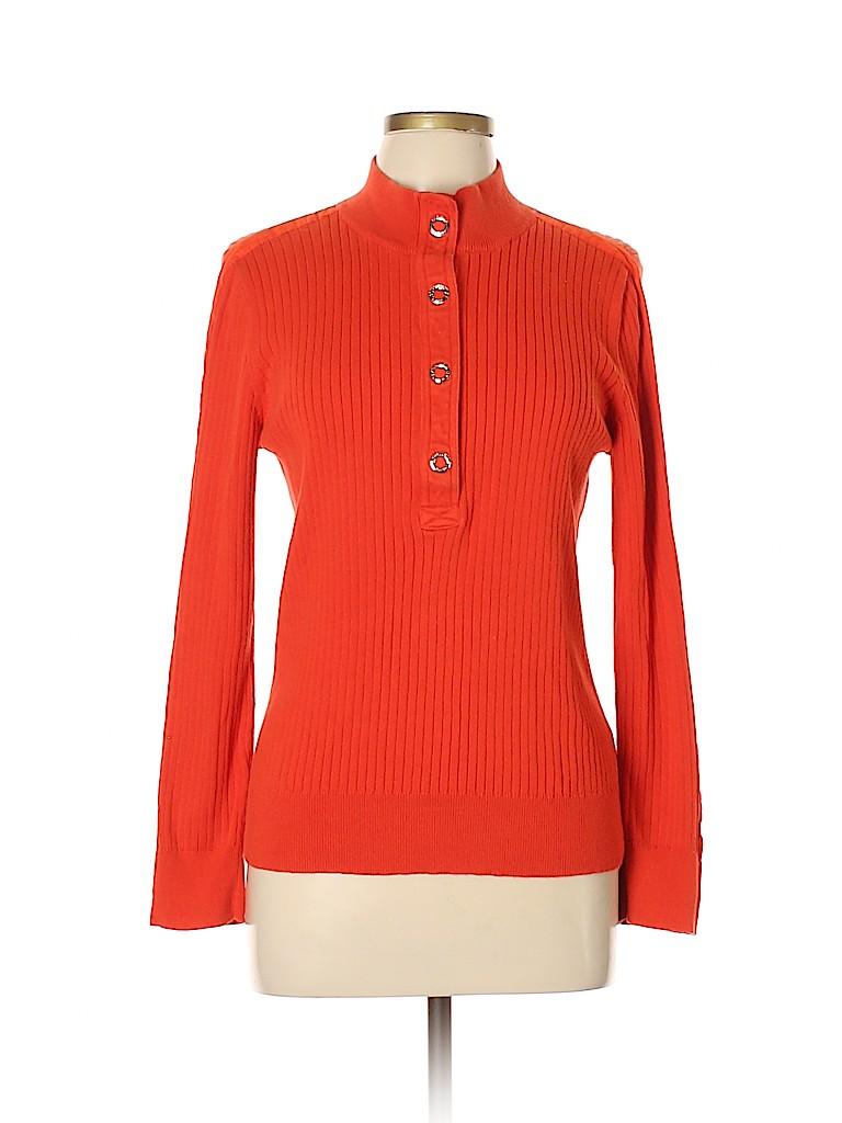 L-RL Lauren Active Ralph Lauren Women Pullover Sweater Size L