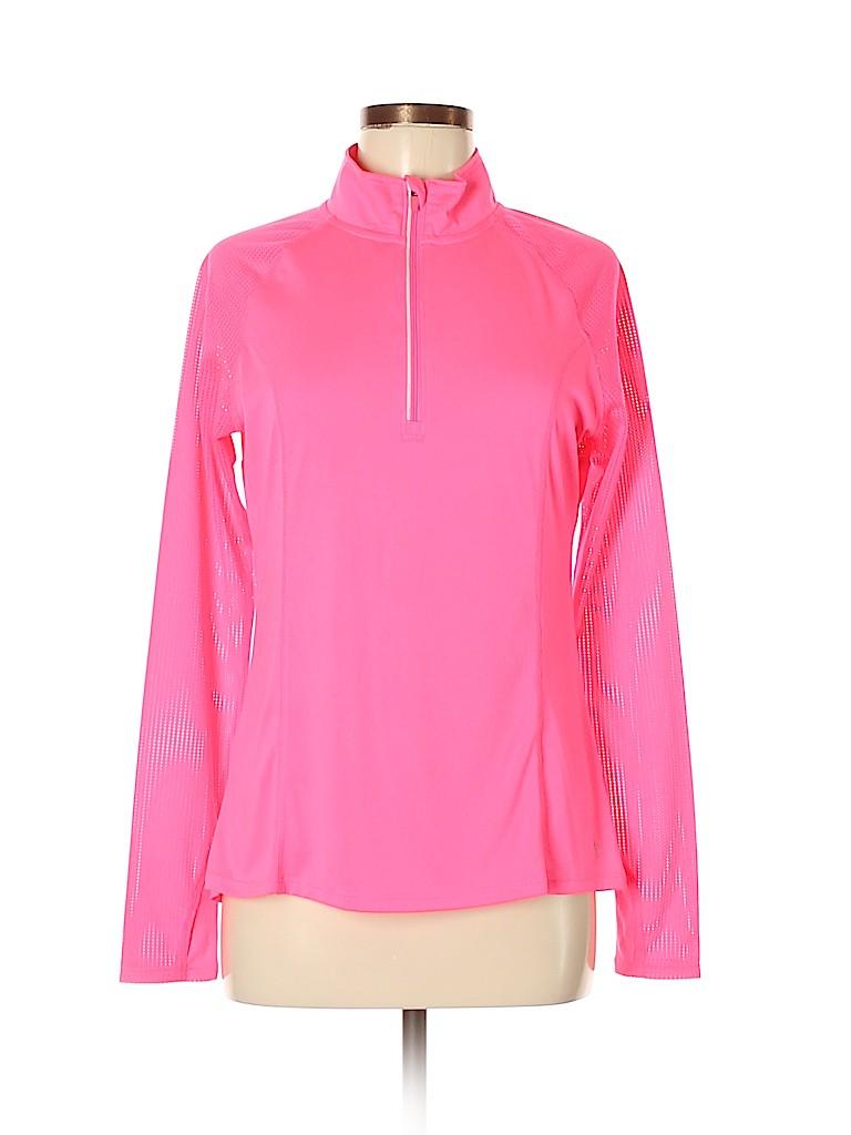Danskin Now Women Track Jacket Size M